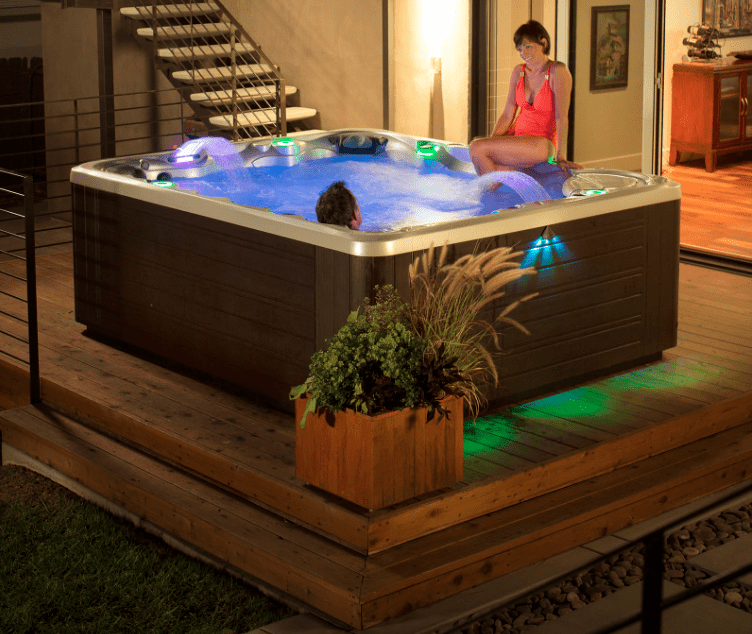Deck Planning For Your New Hot Tub