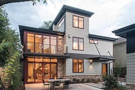 Milgard Fiberglass Patio Doors and Windows Denver