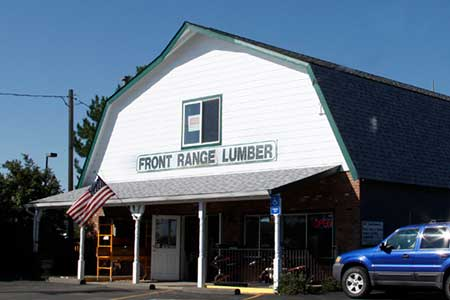 Front Range Lumber Lakewood Location
