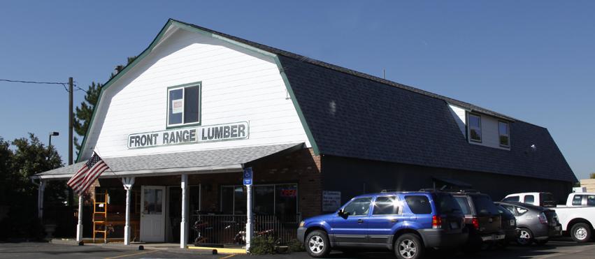 Front Range Lumber - Denver full service lumber yard since 1965!