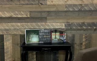 Accent Wall in a Box Denver Coeur d'Alene Wood
